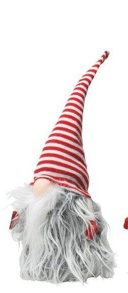 Święty Mikołaj figurka skrzat KRASNAL ogrodowy 34 (5774597431) - Allegro.pl - Więcej niż aukcje.