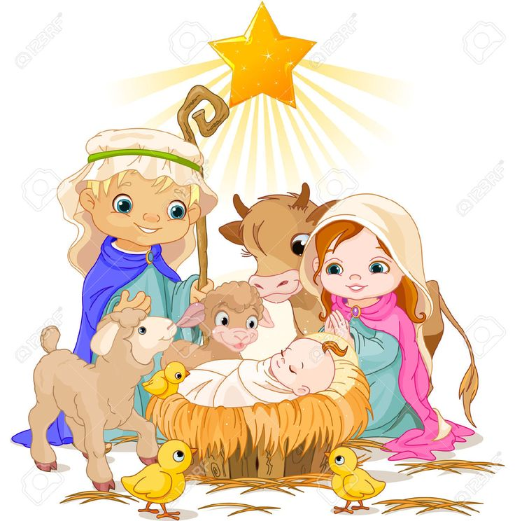 religious christmas clipart images - Google Search