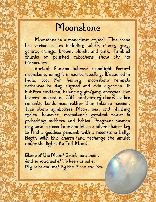 Moonstone by minimissmelissa.deviantart.com on @deviantART ...