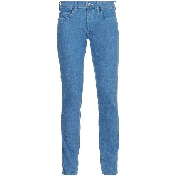 Dr Denim Light Blue Snap Skinny Jeans (73 BRL) ❤ liked on Polyvore featuring men's fashion, men's clothing, men's jeans, jeans, blue, mens skinny jeans, mens blue skinny jeans, mens skinny fit jeans, mens light blue jeans and mens super skinny jeans