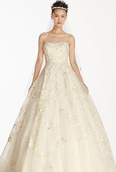 Oleg Cassini at David's Bridal | Wedding Dress