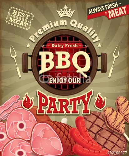 Best Bbq Images On   Posters Charts And Design Posters