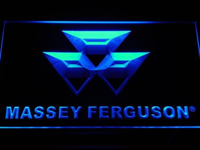 Massey Ferguson Tractor LED Sign