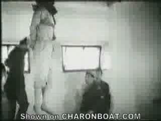 The execution of Hideki Tojo