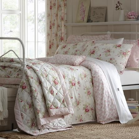 dorma pink elsie collection duvet cover dunelm mill