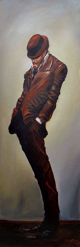 Swagger by Frank Morrison.: Blackart, Art Gallery, Frank Morrison, African Americann, American Artworks, Art Inspiration, Artists Frank, Ethnic Artists, Black Art