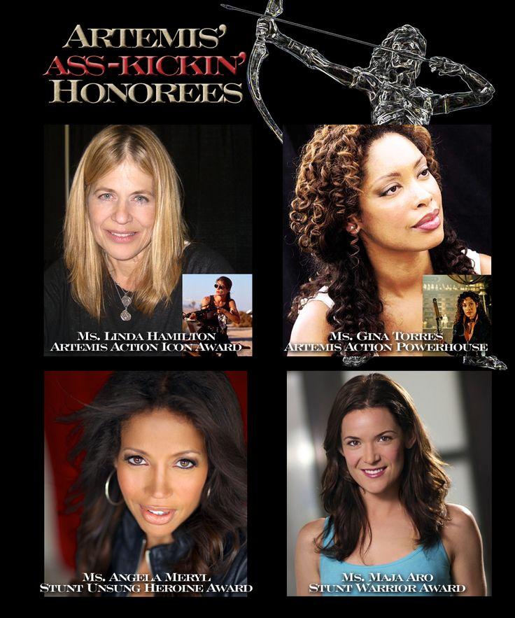 Honorees - Artemis Women in Action Film Festival