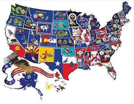 Amerikanische Staaten