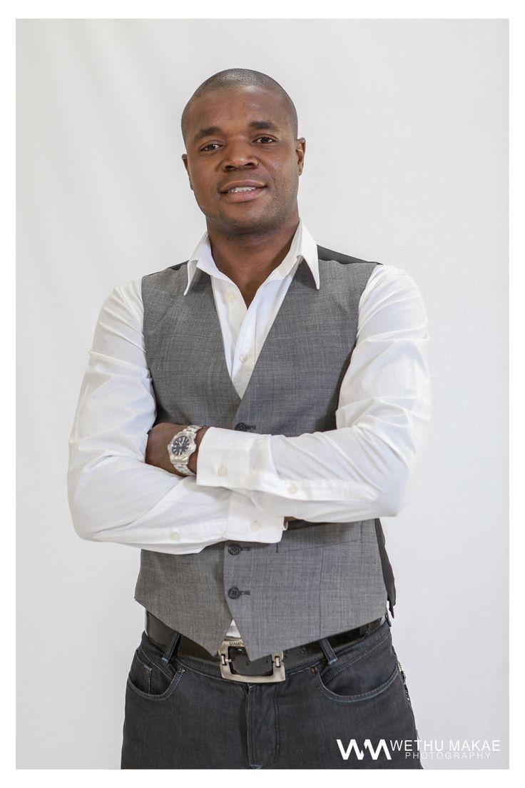 Aaron Mokoena // on Behance