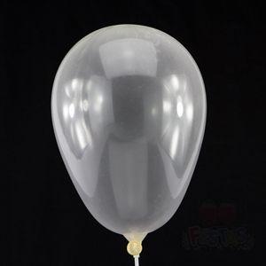 Balão Látex Transparente N. 07 Com 50 São Roque - decoracao-bexigas-e-baloes-baloes-lisos-balao-latex-transparente-n-07-com-50-sao-roque 1001 Festas | Detalhes do Produto