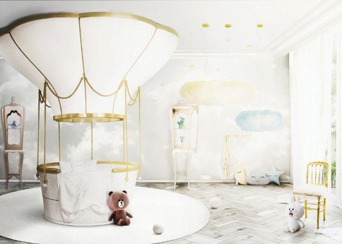 Herbst 2017: Luxuriöse Schlafzimmer für den Herbst – Wohnen mit Klassickern