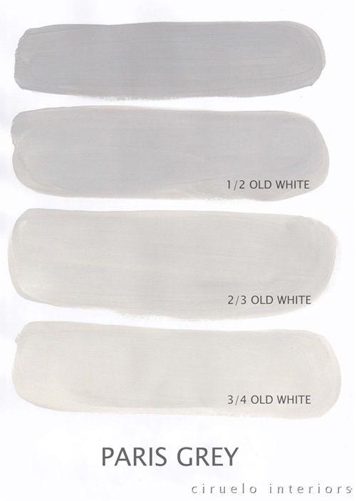 Mooie grijze verfkleuren voor op de muren   #leenbakker