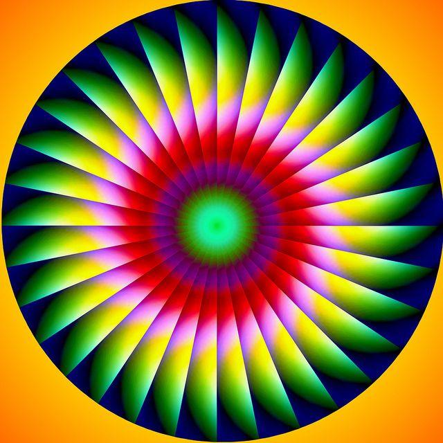 Moondance by Marco Braun (Mandala)
