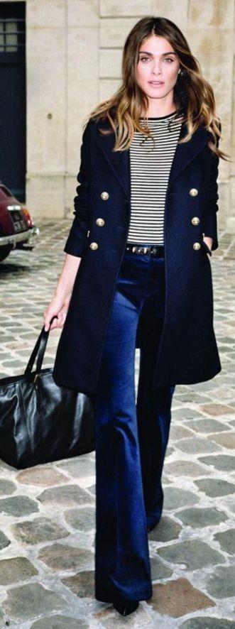 Zlisa Sednaoui in Gerard Darel Fall Winter Campaign    Pure People