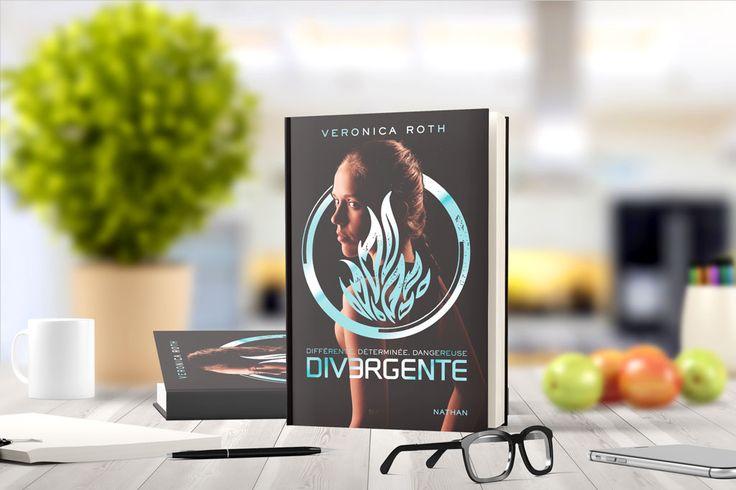 Divergente de Veronica Roth: Tris vit dans un monde post-apocalyptique où la société est divisée en cinq factions. À 16 ans elle doit choisir sa nouvelle appartenance pour le reste de sa vie.