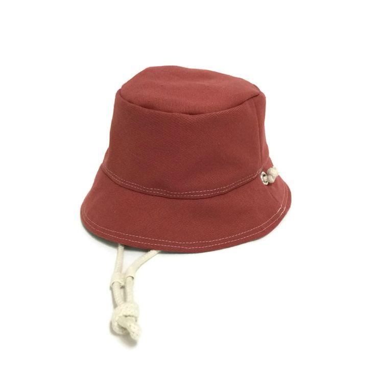 Tomato Red Bucket Hat