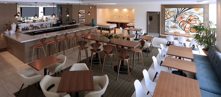 DoubleTree by Hilton Hotel Galveston Beach Hotel, TX - Foxtail Restaurant