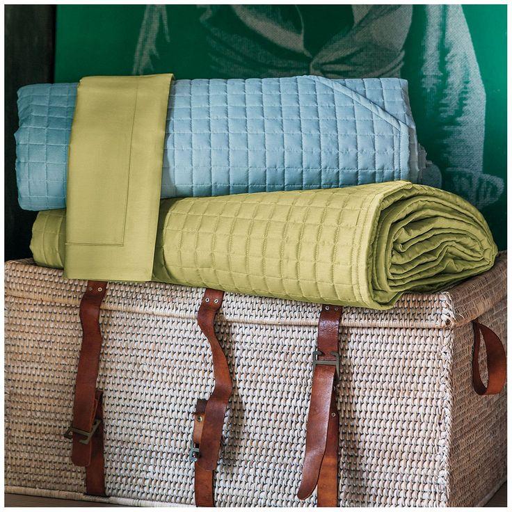 #Blu e #Verde per una #cameradaletto allegra e colorata, ma di gran classe! #madeinitaly #fazzini linea #cleo