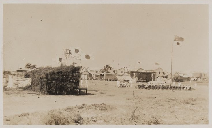 4323B/20: Japanese sports opposite Japanese club, Broome, ca. 1911. https://encore.slwa.wa.gov.au/iii/encore/record/C__Rb4302890