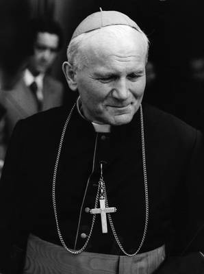 Pope John Paul II: Nearly fatally shot. Forgives the would-be assassin & converts him to Catholicism. That's a legit bad ass.