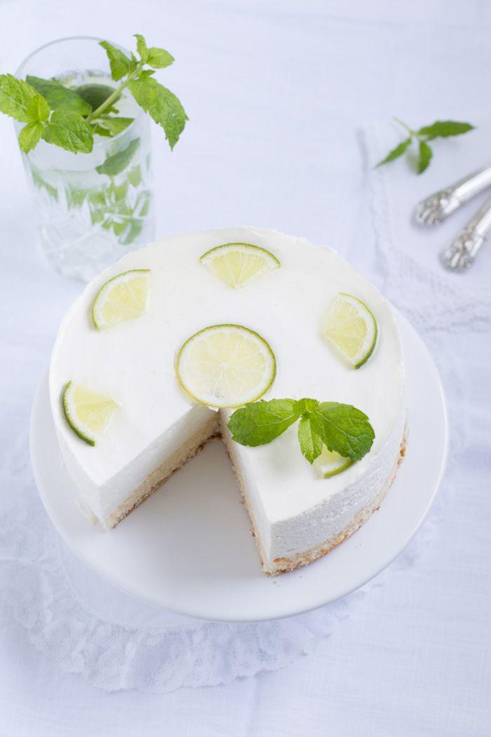 """""""Tanqueray Mojito Cake!"""" http://www.lisbeths.de/tanqueray-mojito-cake/"""