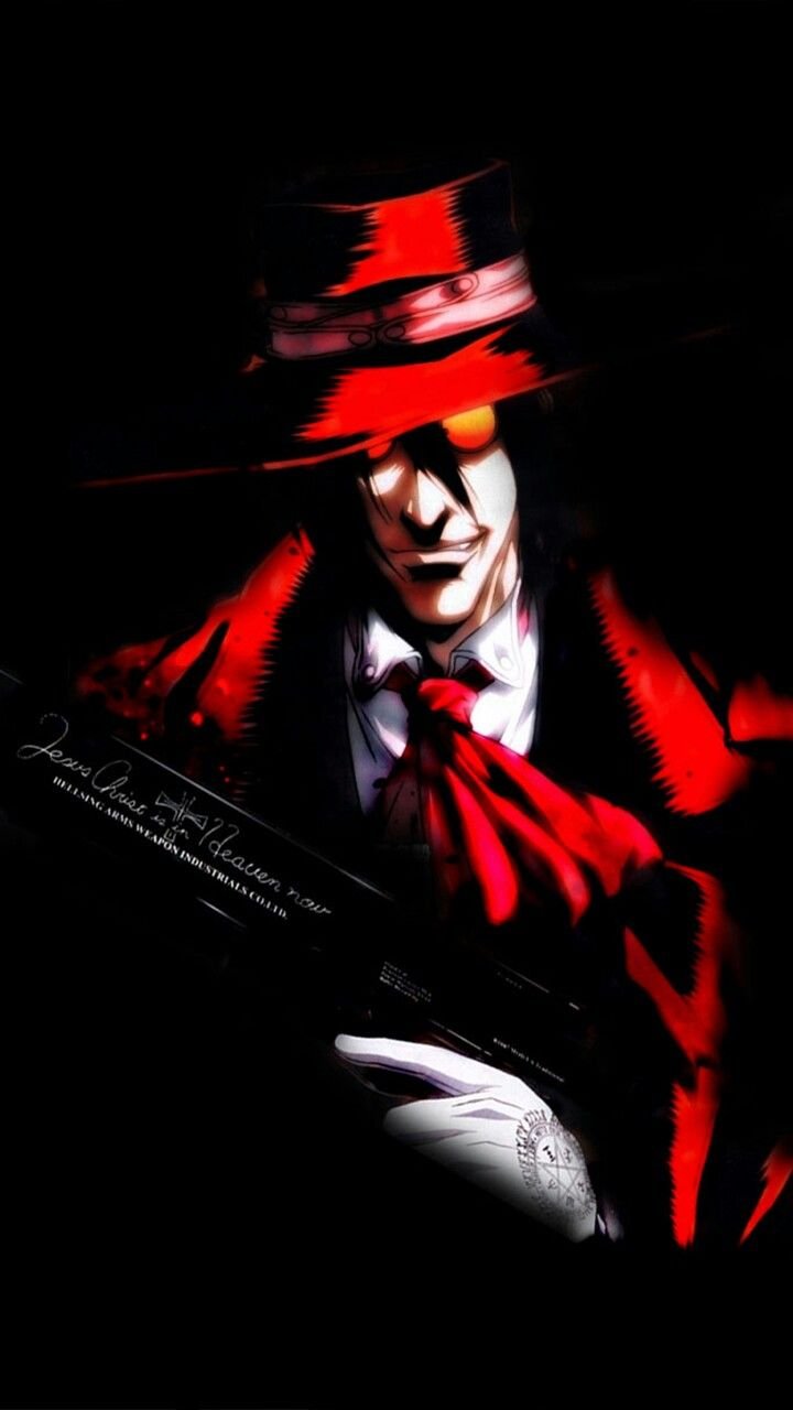 10 Best images about Alucard on Pinterest | Sexy, Crispin ...