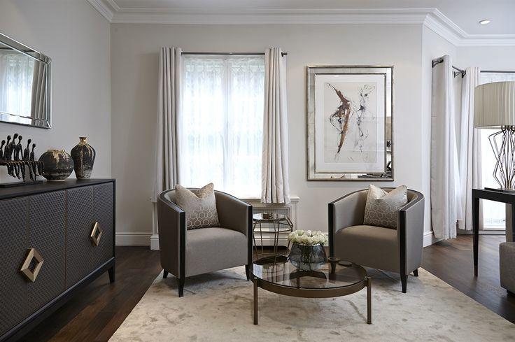 Hamstead Residence | Interior Lifestyle | Luxury Home Design & Decor | Bespoke Furniture | Living Room