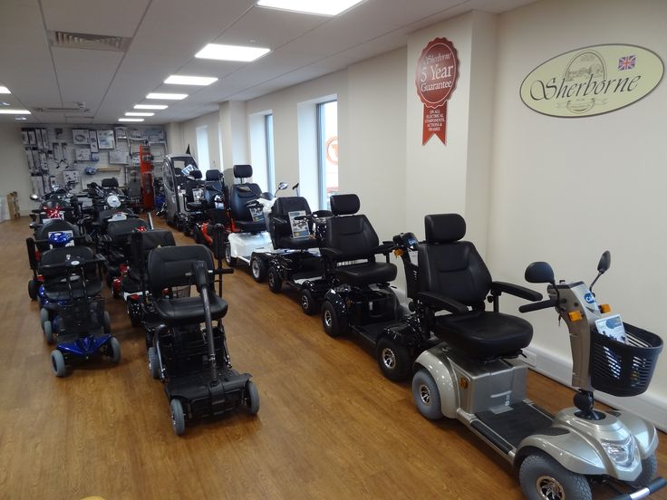 Try out one of our mobility scooters for yourself and come down to our Brentwood showroom today! Call 01277 237037 now.