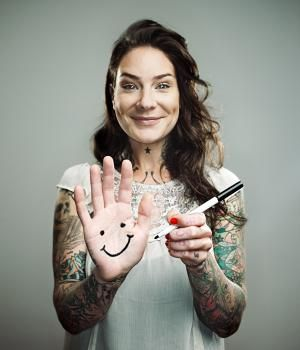 Are Sharpie Tattoos Safe?: Sharpie tattoos use permanent ink, but you can remove them with alcohol.
