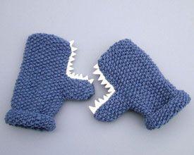 monster mittens