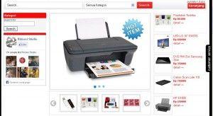 Jasa Pembuatan Website Toko Online/ Online Store Surabaya. Mulai Rp. 1,8jt  CV. RIRISACI MEDIA 085748226395