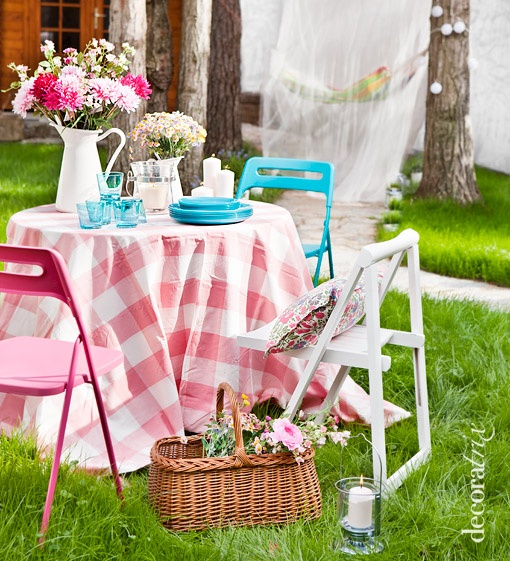 Consejos para decorar peque as terrazas urbanas y jardines - Decorar terrazas pequenas ...