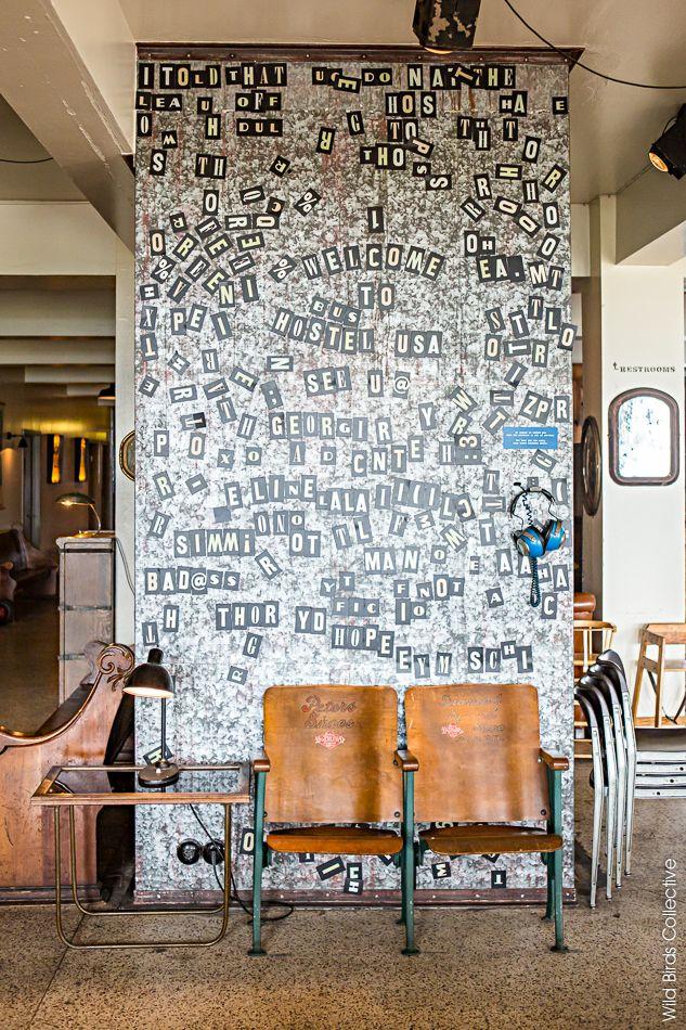 Kex Hostel in Reykjavik - Iceland #travel #iceland #hotel