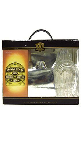 Chivas Regal – Quality Standard BS5750 Decanter Set – Whisky: Chivas Regal Whisky Special Packaging 70cl / 700ml