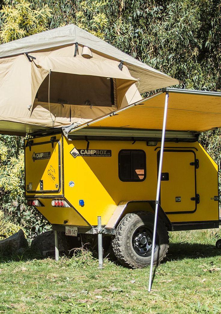 25 unique trailers ideas on pinterest vintage trailers for Casa rodante para parrilla