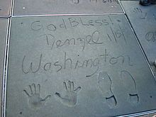 Denzel Washington - Wikipedia, the free encyclopedia