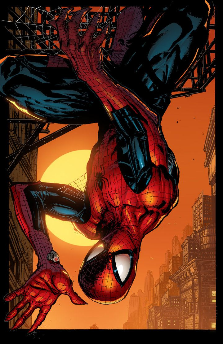 THE AMAZING SPIDER-MAN 2 by K-Bol