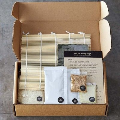 DIY Sushi Kit #williamssonoma