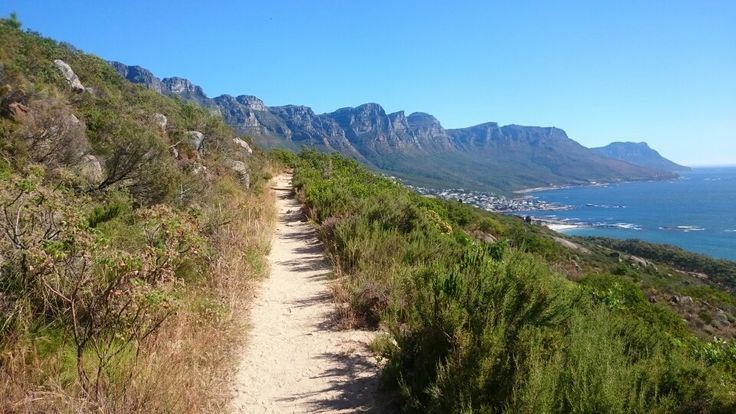 Around the base of Lion's Head towards Camp's Bay.