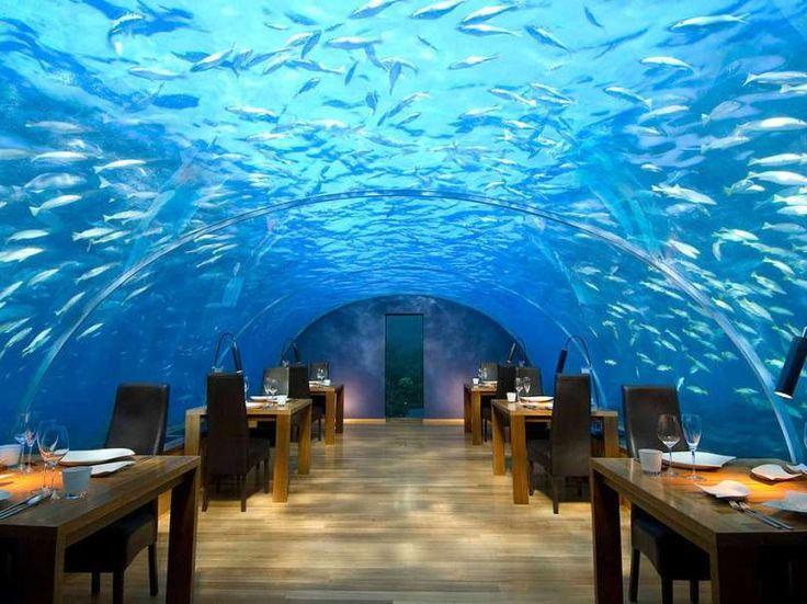 9 unikátních restaurací, ve kterých je i čekání na jídlo zážitkem!
