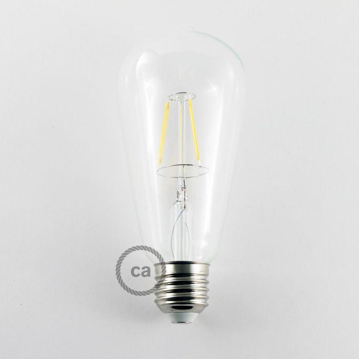 17 Meilleures Id Es Propos De Ampoule Filament Sur