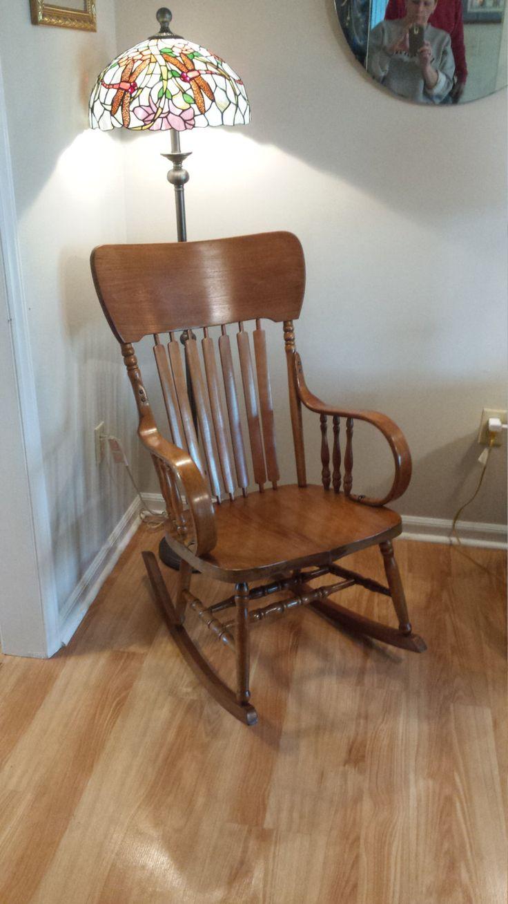 Best Bentwood Rocker Ideas On Pinterest Rocking Chair Redo - Antique bentwood rocker rocking chair