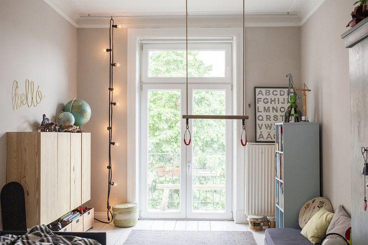 Sommerdeko, Gartenfreuden und Fernweh: der Juli auf SolebIch | SoLebIch.de #summer #summerinterior #interior #living #einrichtungsideen #dekoideen #sommerideen #kinderzimmer #bedroom #children #blue #lights Foto: ankahh