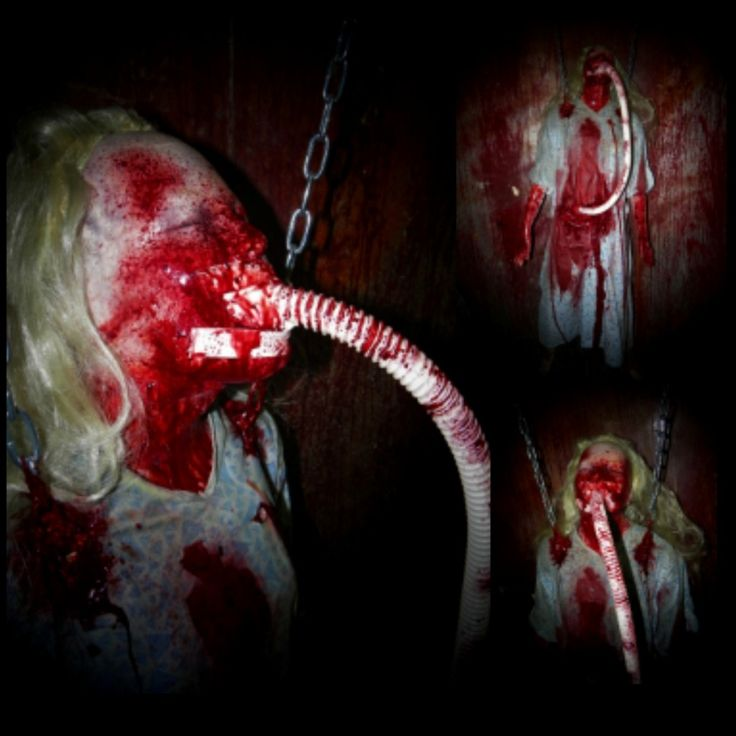 Haunted House Hospital Theme | New 2012 Medical Mishap Anesthesia