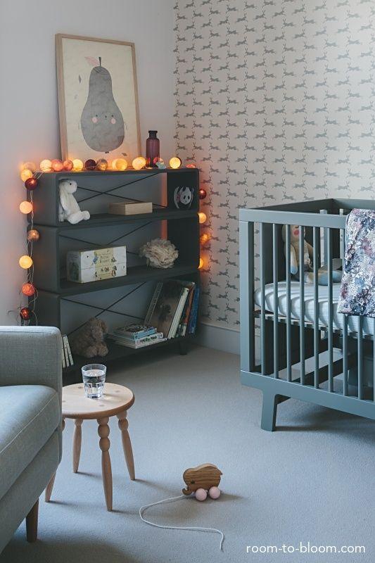Quarto De Bebê Cinza E Branco. Interior Design PortfoliosBedroom ... Part 53