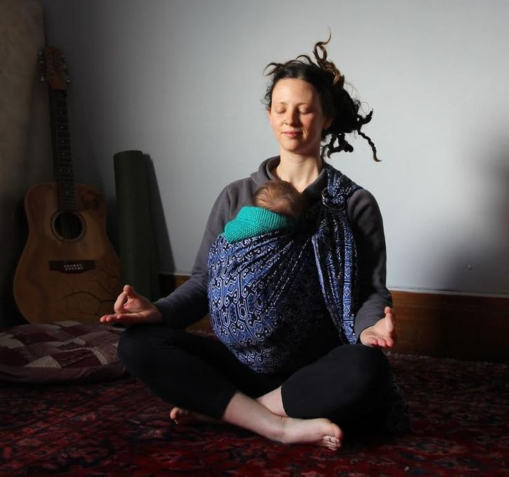 How To Enjoy Yoga When You're A New Mom. Postnatal Yoga. Earth and Art Yoga. Mind Body Green.