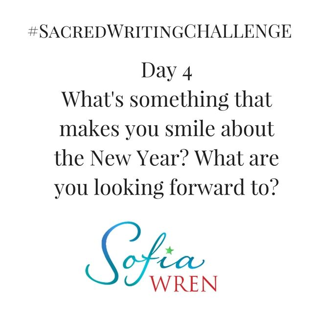 What if you could hear what your intuition says about 2017?  Would you like to hear your intuition more clearly so you always know what to do next?  Want to write more for pleasure or your profession?  Join us now for the #SacredWritingChallenge  Here is the Prompt for Day 4