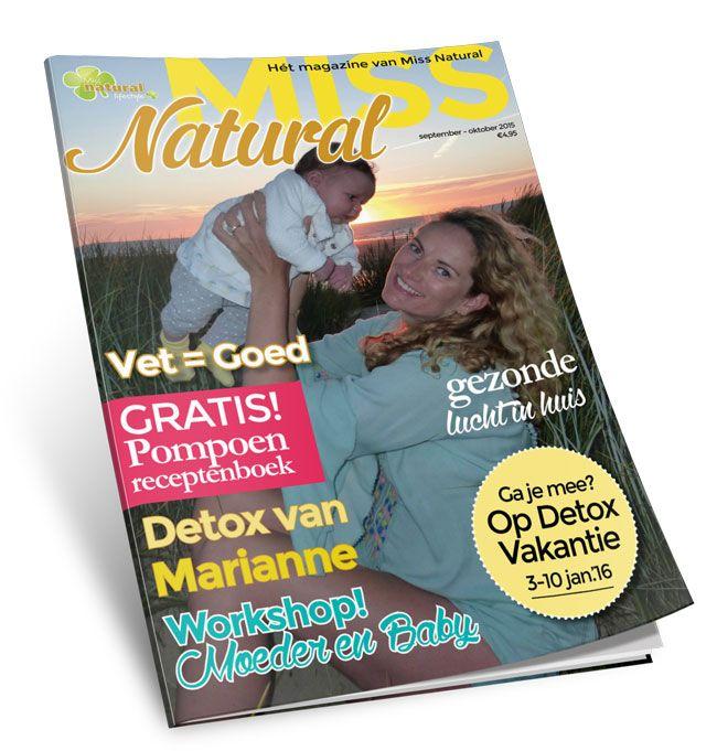 Natuurlijk schoonmaken doe je zo! | Welkom bij Miss Natural Lifestyle, alles over biologisch eten en natuurlijk leven