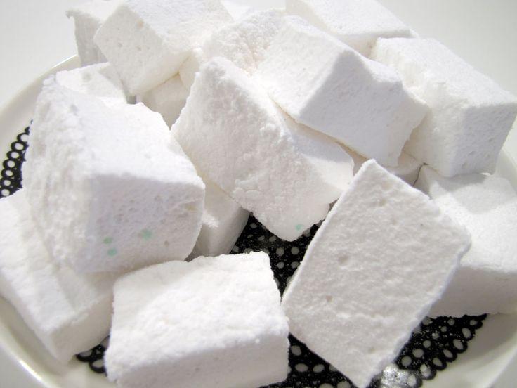 Hjemmelavede skumfiduser - marshmallows