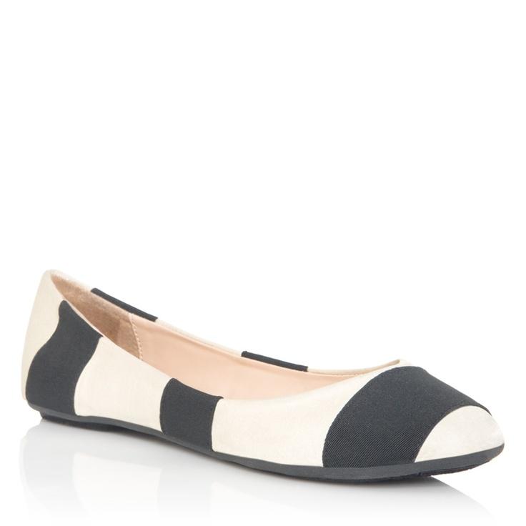 stripesColors Flats, Art Crafts, Lady Shoes, Ladies Shoes, Fashion Ii, Ballet Flats, Biddy Crafts, I D Wear, Adorable Flats